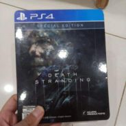 Ps4 Death Stranding steel case