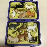 Cats Scale model collection