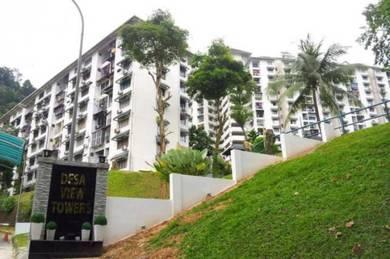 Desa View Towers for Let - Corner Lot