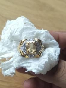 Cincin Nilam Ceylon Sapphire NC2