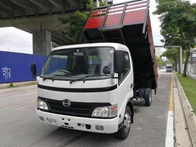 Hino Tipper/Isuzu Tipper/Fuso/ Daihatshu lorry Jet