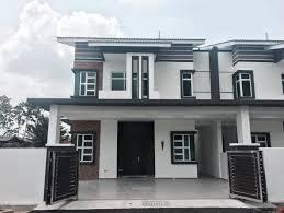 [Gaji 3K loan PASS!!!] Besar Rumah Teres 28x90 Dua Tingkat