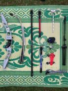 WNS Axiom-a recurve archery set /set memanah