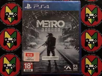 [NEW]PS4 Metro Exodus