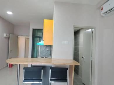 Brand new fully furnished near jalan ampang, klcc, city center