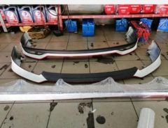 Original Toyota Vios New Model Side Skirt