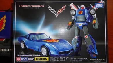 Takara tomy transformers mp-25 cybertron warrior
