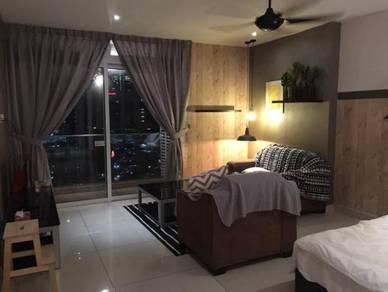 KSL luxury D-Esplanade Homestay Studio