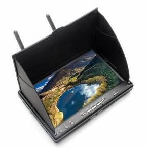 Eachine LCD5802S 5802 5.8G 32CH 7 Inch Diversity R