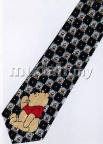 Winnie the Pooh Bear Disney Thinking Neck Tie