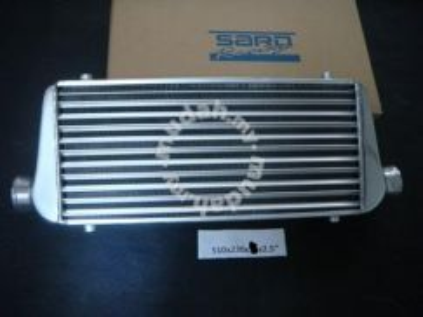 SARD intercooler 510x230x65 - 600x180x65 car 4x4