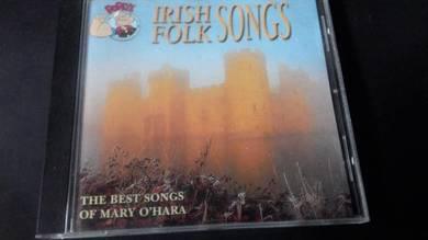 CD Irish Folk Songs - The Best of Mary O'Hara
