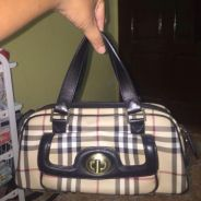 Handbag Burberry