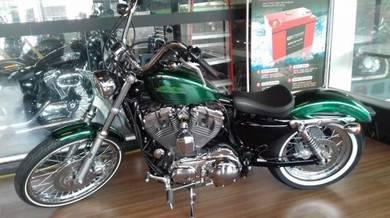 Harley davidson sporster 72