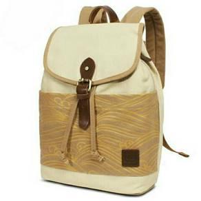 Canvas Leisure Travel School Backpacks. BML000002
