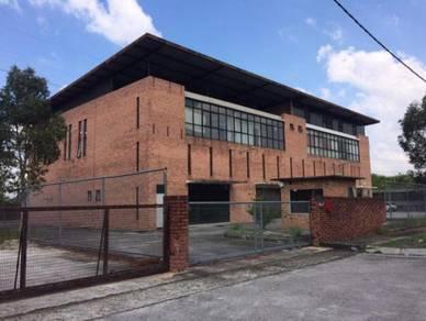 Detached Factory in Bukit Kemuning Shah Alam