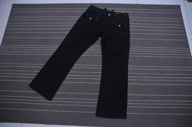 Edwin xv boot cut black w32