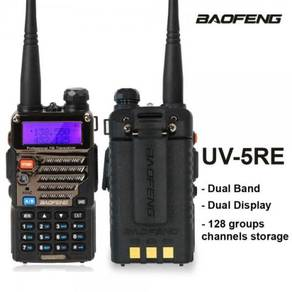 Baofeng UV5RE Walkie Talkie Dual Band