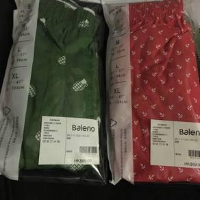 Baleno Mens Cotton Boxer size L