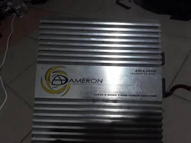 Ameron power amp