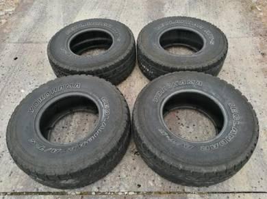 Yokohama Geolandar 32 11.5 15 inch 4x4 AT tyre