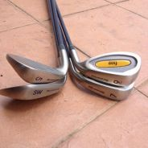 Maruman sole golf clubs iron sw