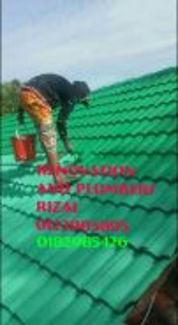 Repair roof leaks taman melawati