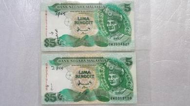 Malaysia Farewell RM5