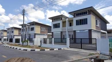2 Storey Semi-Detached Light Industrial at 5 Mile Matang, Kuching