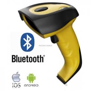 RedTech 9600 Laser Bluetooth Barcode Scanner