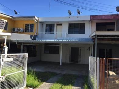 Labuan Terrace Double Storey House