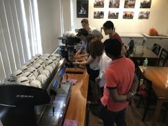 Professional Barista Training/Class in KL