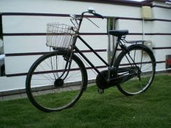Antique england new hudson lady bicycle