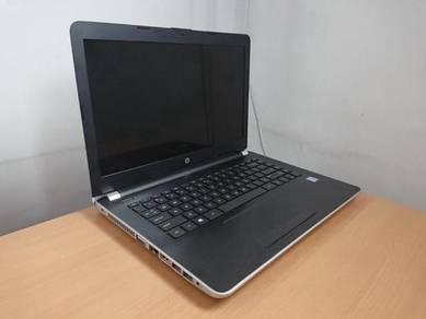 HP 14-BS724TU i3-6006U 4GB Ram 500GB HDD 1GB 520