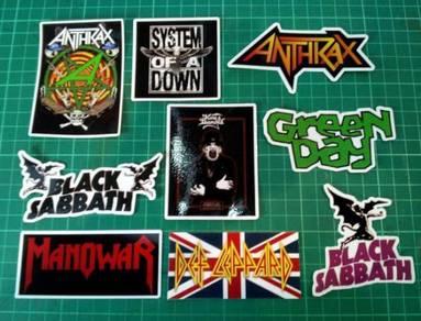 Sticker band 03