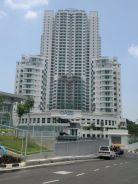 The Oasis Condominium (BEST DEAL) 1120sf - 2 Car Park - Gelugor