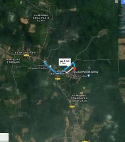 Land for sale in padang terap, kedah