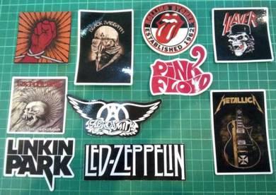 Sticker band 14