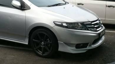 Honda city 2013 nak swap original rim