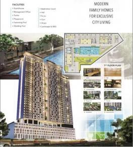 KL Sri Rampai Setapak 100%Loan 3Room2Bath New Project