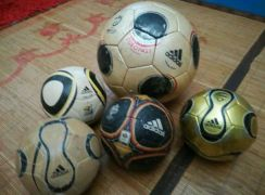 Adidas match ball collections