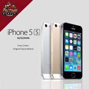 Apple Iphone 5s 32gb Original Foc 3 item