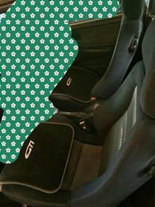 Seat gti depan sahaja