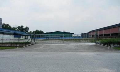 Rawang industrial land 1.38 acres