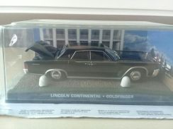 James bond collectible lincoln continental