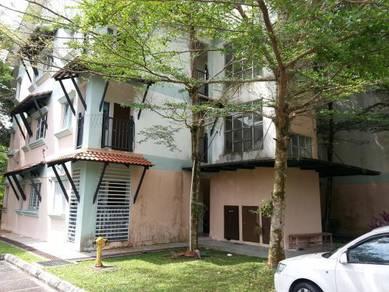 BUKIT JANA fairview apartments 876 sq ft KAMUNTING