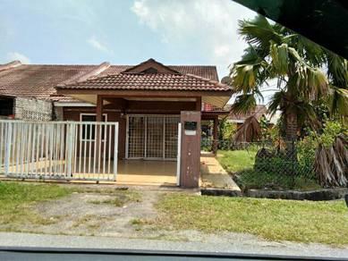 Rumah teres lot tepi Bandar baru Bukit Mentok