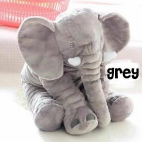 Patung Gajah Elephant Soft Toy Besar BARU
