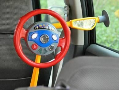 Mainan Electronik Backseat Driver (AD2)