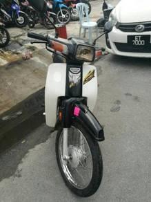 Honda ex5 thn 2010